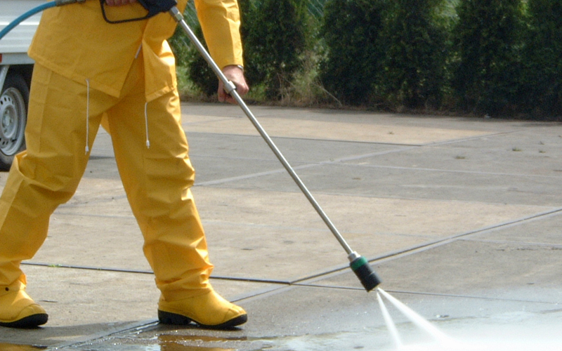 Pressure cleaning Sydney North